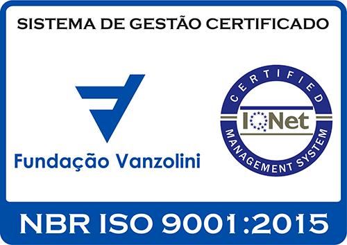 NBR ISO 9001:2015